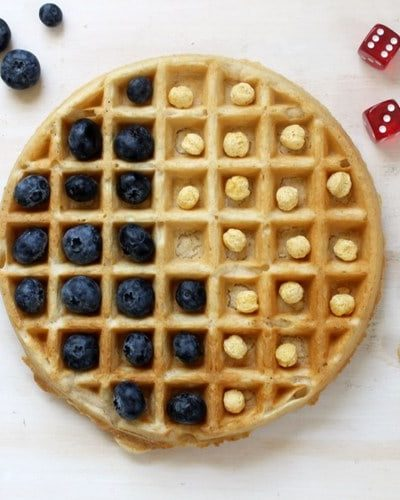 Waffle Games for Kix Cereal