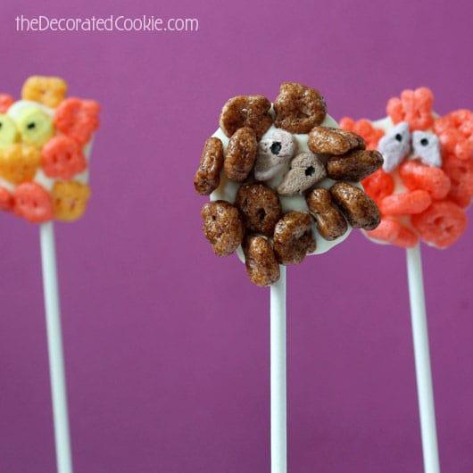 cereal pops