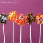 chocolate cereal monster pops