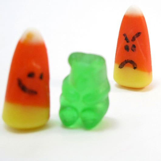 candy corn jealous