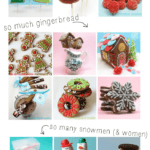 31 ideas for Winter and Christmas treats and sweets