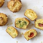 surprise-inside corn muffins