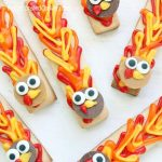 turkey cookie sticks