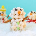 Snowman Kix Treats