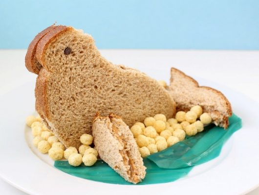 Seal sandwich for Kix Cereal