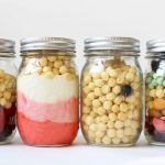 4 mason jar snacks for kids