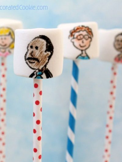 Martin Luther King Jr Marshmallows