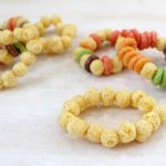 Healthy edible jewelry
