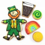 St. Patrick's Day cookies - the decorated cookie