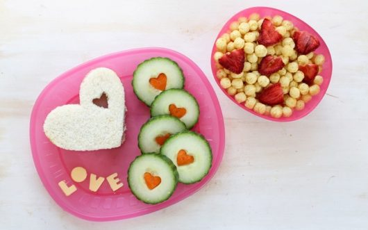 Valentine's Day Lunch for the Kids