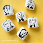 President's Day marshmallows