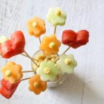 fruit flower bouquet