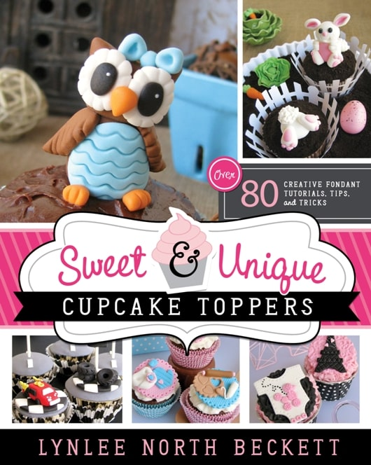 Sweet and Unique Cupcake Toppers Cover