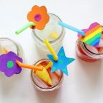 cereal box straw charms
