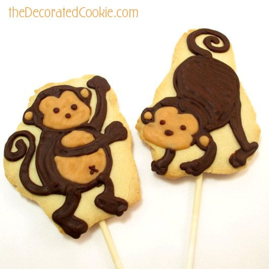 monkey banana cookies