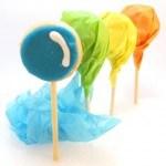 dum dum lollipop cookie pops