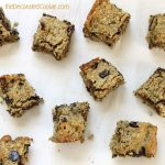 healthy banana oatmeal chip cookies