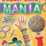 craft book GIVEAWAY!  Rubber Band MANIA!