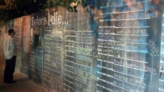 asheville wall