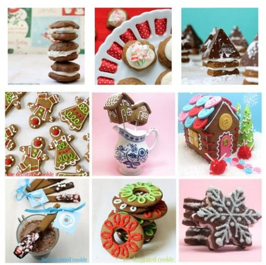gingerbread roundup