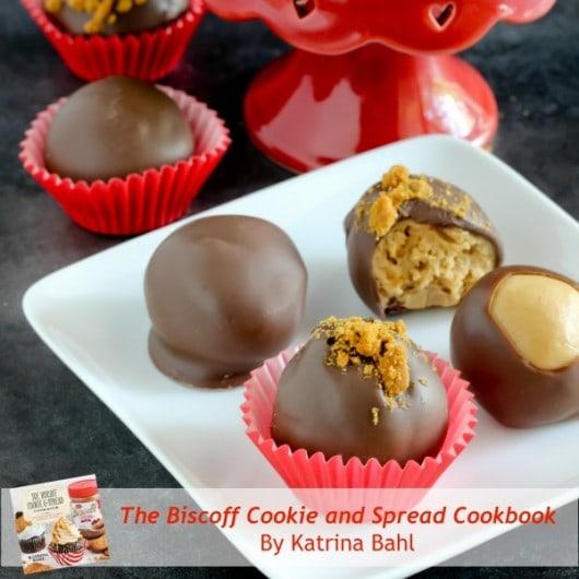 Biscoff-Buckeye-Truffles