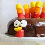 Easy Turkey Chocolate Cake