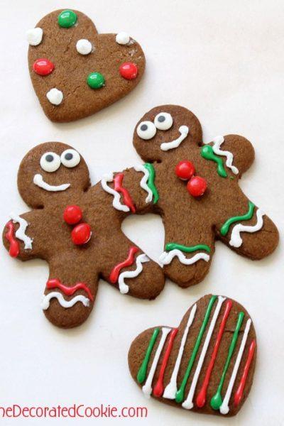BFF gingerbread men