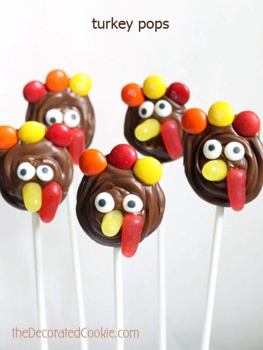 turkey pops