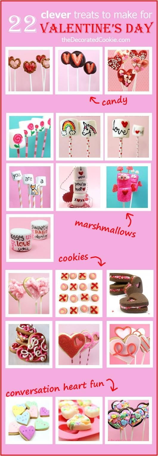Valentine's Day treat roundup