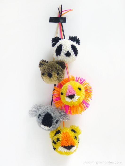 pompom-animals