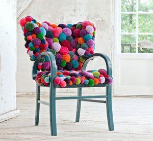 pompom-chair