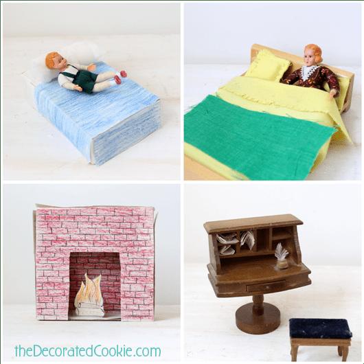 DIY Dollhouse Furniture