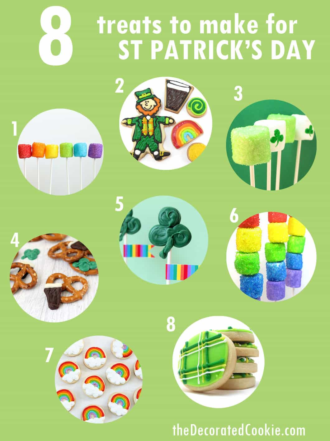 8 treats to make for St. Patrick's Day