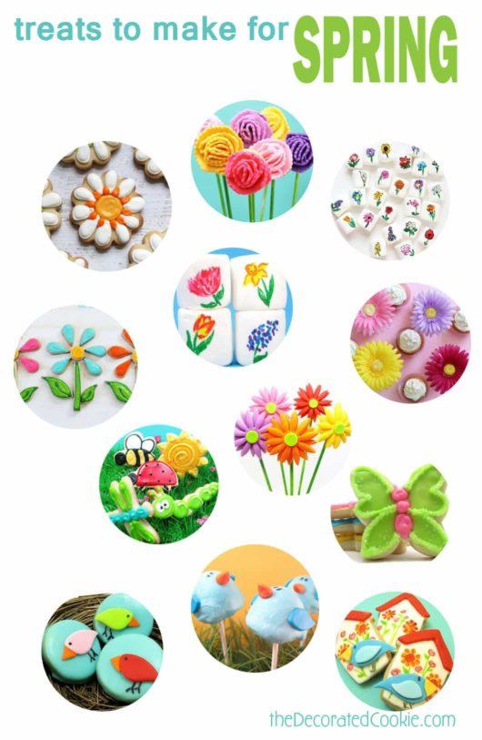 Spring treats roundup
