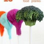April Fool's Day food pranks