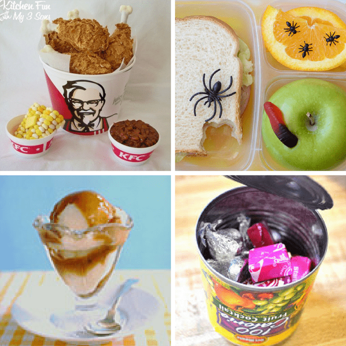 roundup of 13 awesome April Fools' Day food pranks
