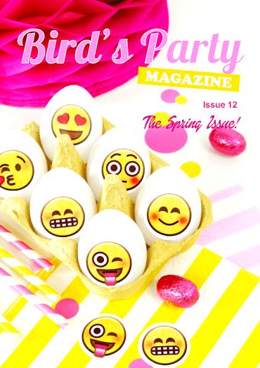 Bird's Party Magazine