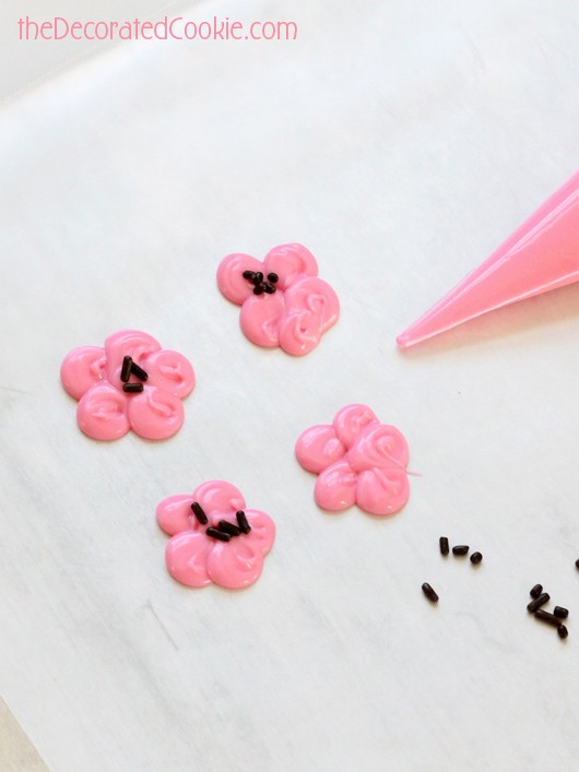 cherry blossom candy