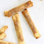 Pi day pie sticks