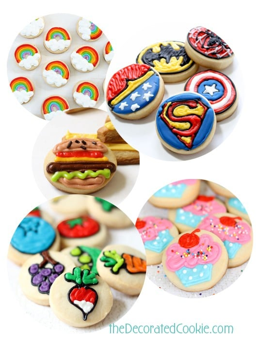 cookie decorating tips