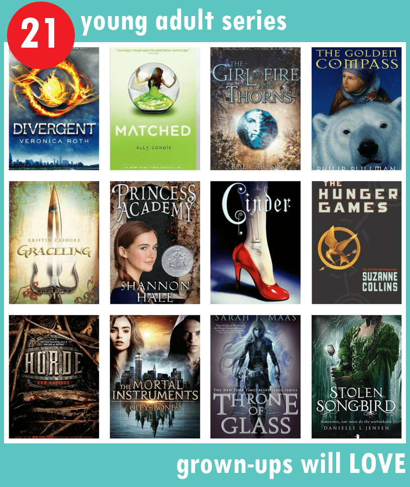 BOOKS TO READ: Young adult fantasy series/trilogies grown-ups will love