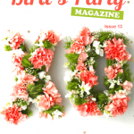 the summer issue of Bird's Party Magazine