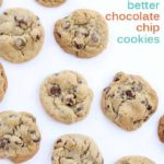 tip to make the best chocolate chip cookies