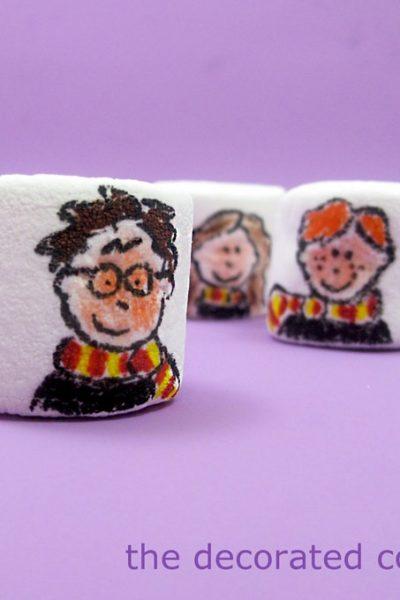 Harry Potter marshmallows