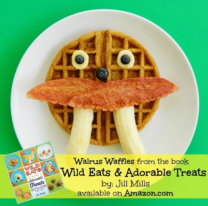 Wild Eats and Adorable Treats book