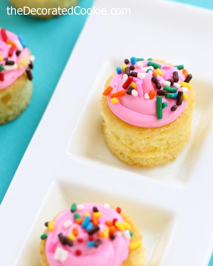 birthday cake appetizers