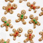 mini gingerbread man candy