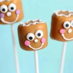 gingerbread man marshmallows
