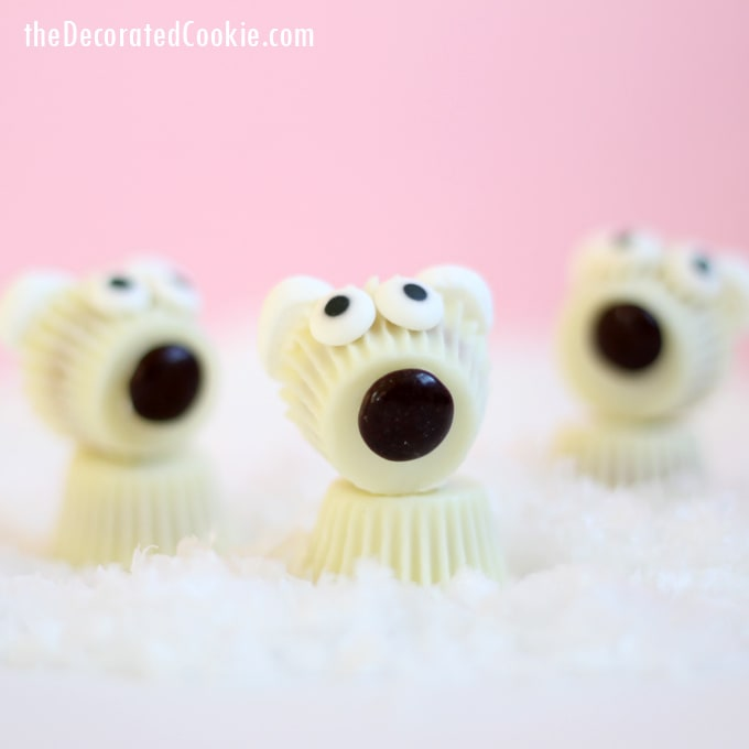 reeses peanut butter cup polar bears