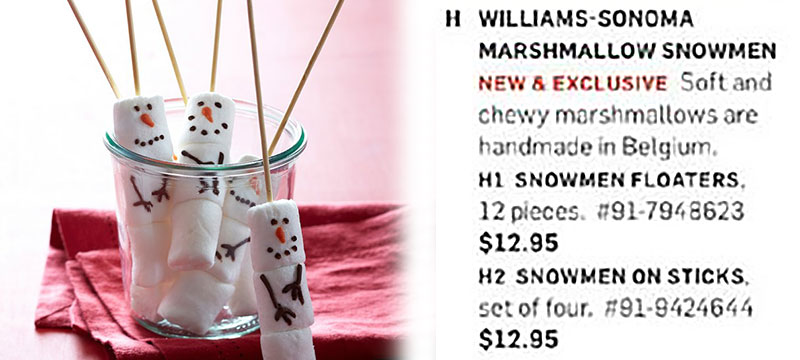 williamssonoma-csnowmen